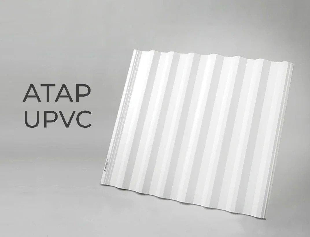 Atap uPVC / Dingin