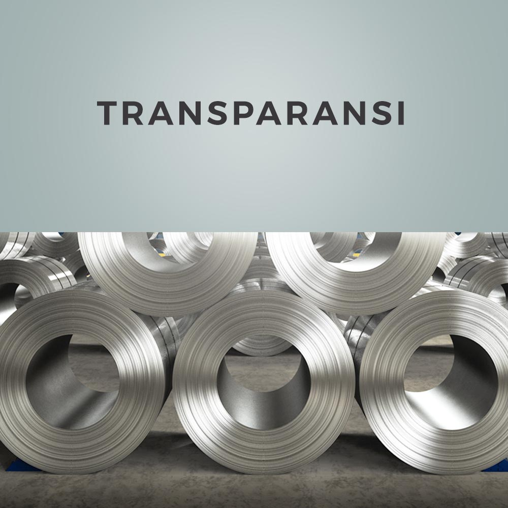Proses Produksi yang Transparan